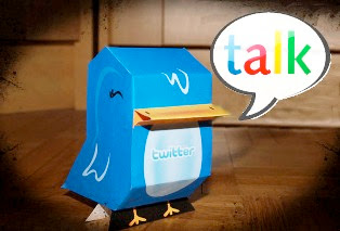 Top 5 Twitter Bots for Google Talk