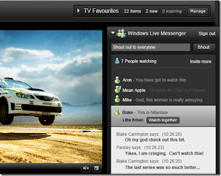 New BBC iPlayer to Integrate Windows Live Messenger