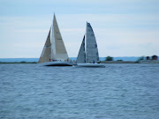 Finishing at Mackinaw Island