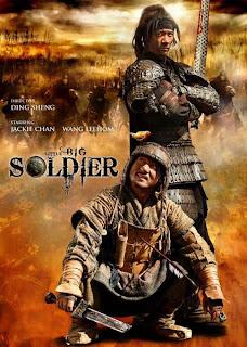 Filme Poster Little Big Soldier DVDRip RMVB Legendado
