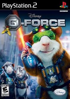 Baixar Jogo G-Force USA [PS2]