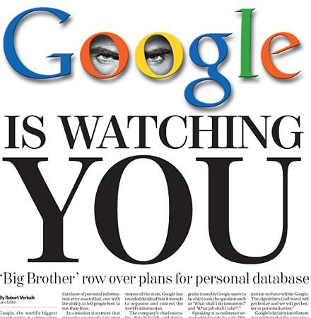 Google обвиняется в пиратстве