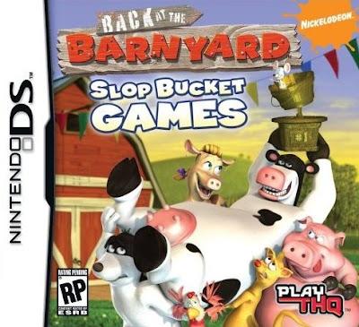 Back At The Barnyard Slop Bucket Games