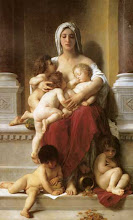 Charity by Bouguereau