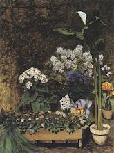 Spring Flowers By Renoir