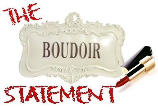 The Boudoir Statement