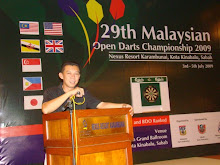 29th Malaysian Open Darts Championship 2009