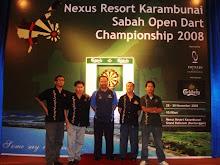 Sabah Open 2008