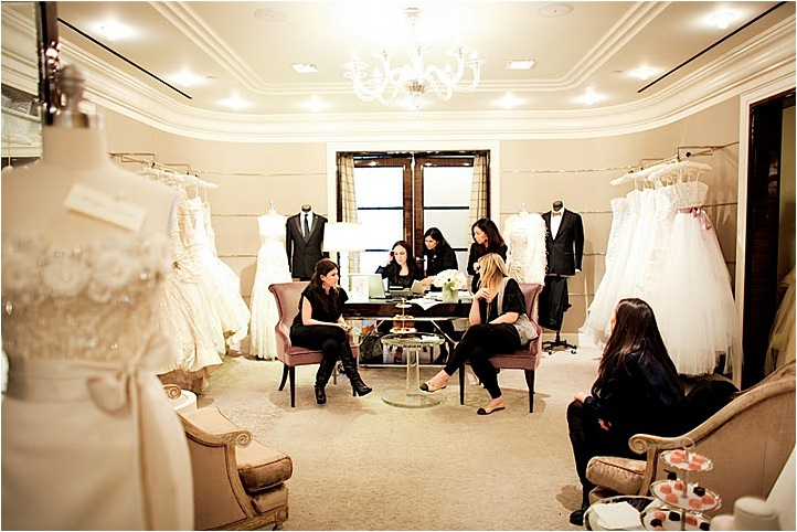 Bergdorf goodman wedding