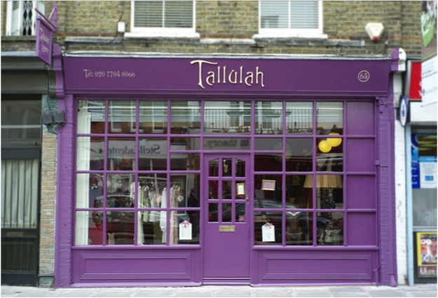 tallulah london exterior merci wedding new york