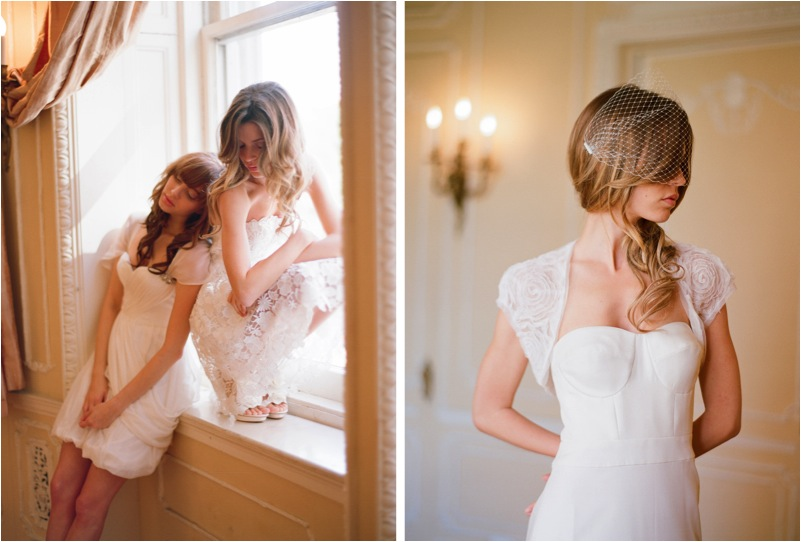 ivy and aster elizabeth messina merci new york lovely bridal shop