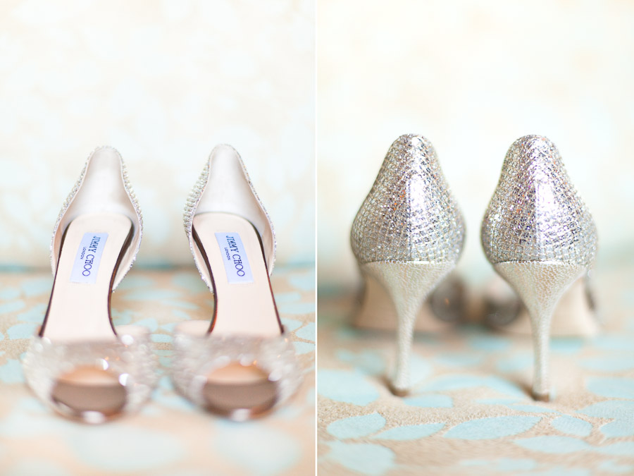 Your Wedding Shoes in NYC