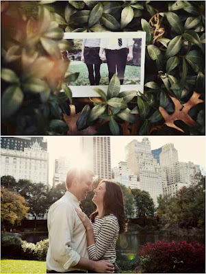 new york city engagement session semplicemente perfetto