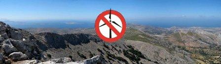 Αιολικά στις βουνοκορφές του Αιγαίου;