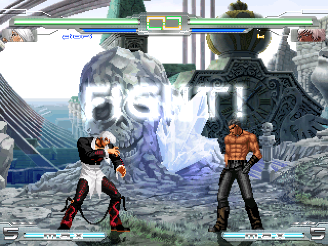 the king of fighters wing 2