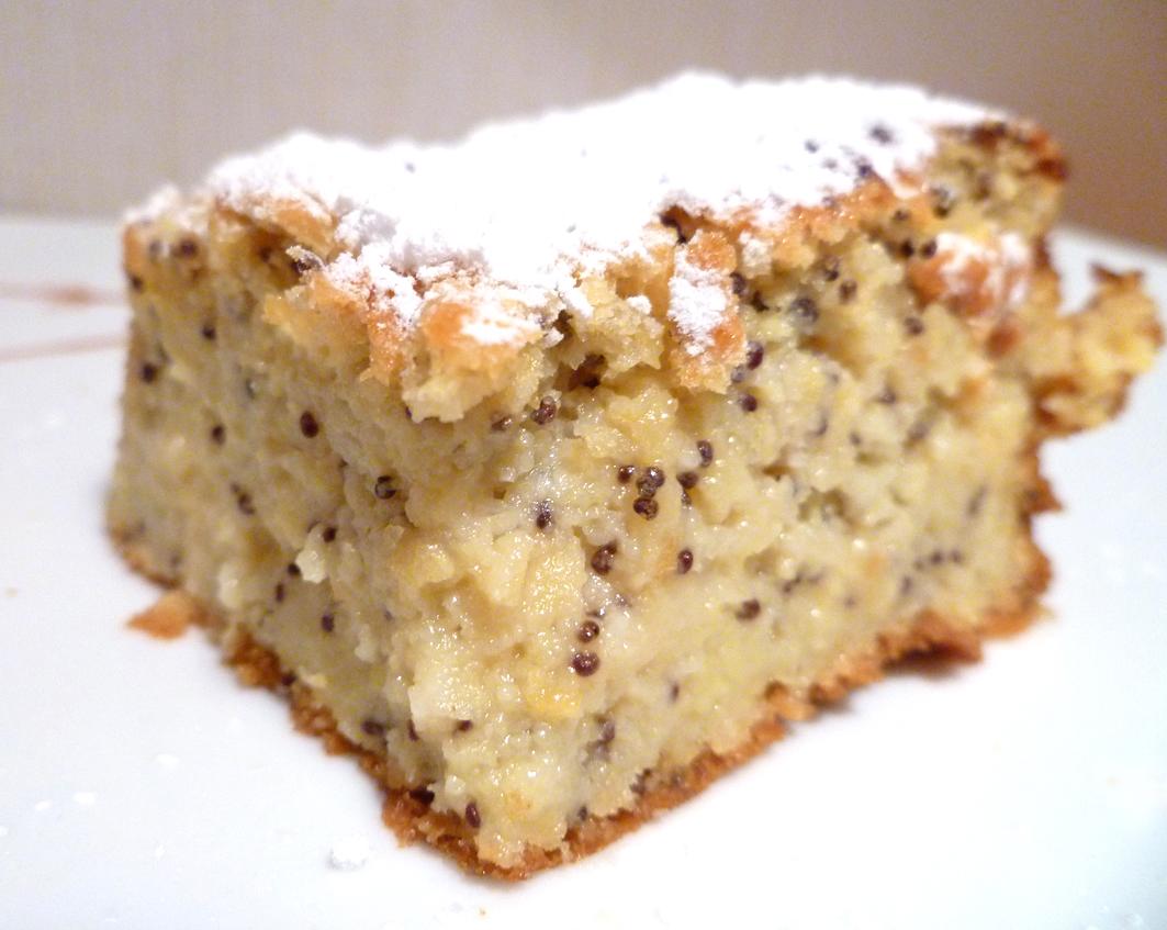 dolce con mele e semi di papavero | kucina di kiara: blog di ... - Blog Di Cucina Dolci
