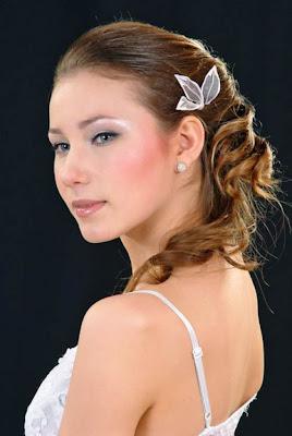مدل های مو زنانه مخصوص مجالس و مهمانی ها