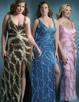 مدل لباس برای خانمهای درشت اندام