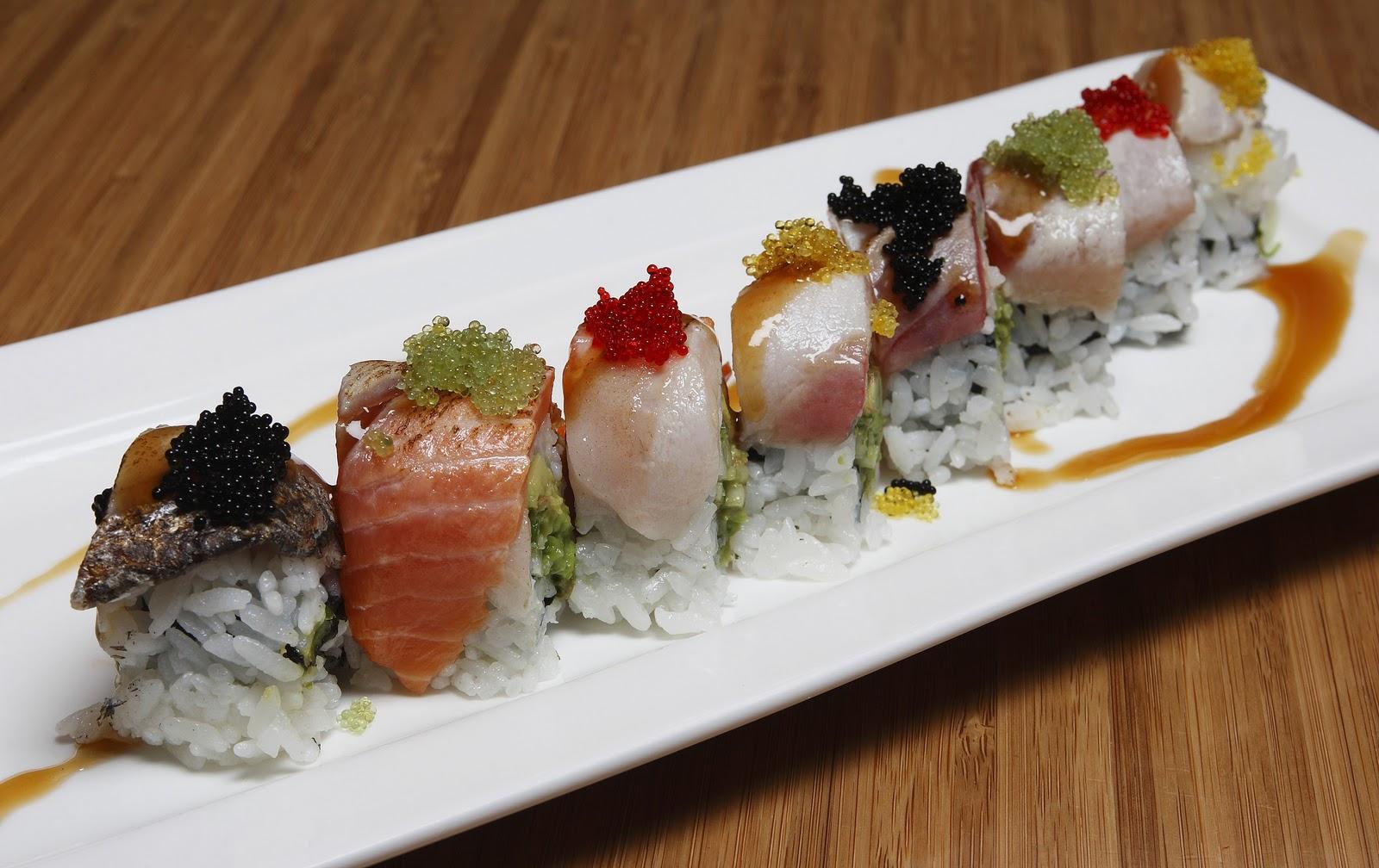 Raul on the prowl food style for Arisu japanese cuisine