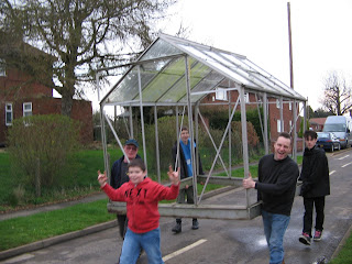carrying greenhouse