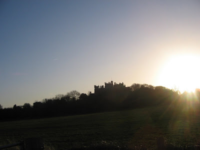Belvoir castle