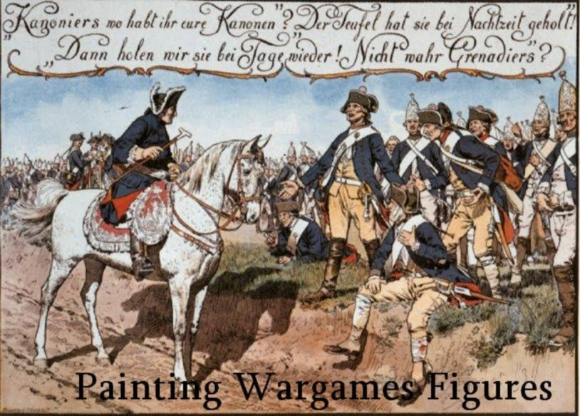 Painting Wargames Figures
