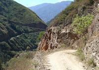 """""""Carretera San José del Sur - Acequias"""""""