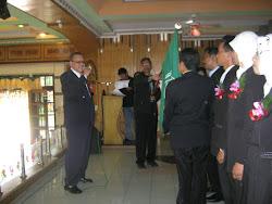 Pelantikan DPC HIPKI & HISPPI PNF Deli Serdang