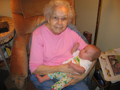 Visit with Great-Grandma