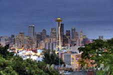 Гледка от Сиатъл