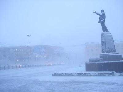 Resultado de imagen para Verkhoyansk, Rusia