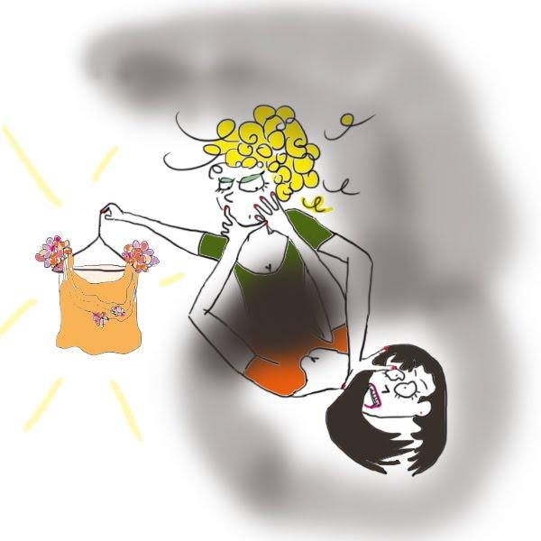 solde printemps-ete, solde vêtement, vêtement femme