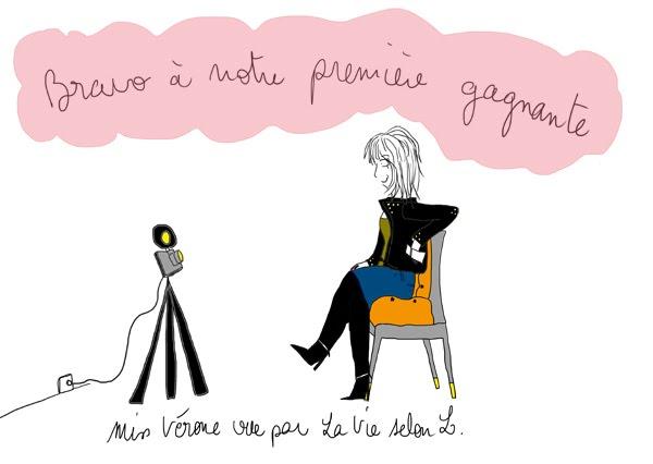 portrait gagnant concours La Vie selon L.