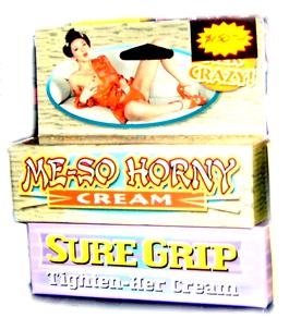 Cremas femeninas para estimular el deseo sexual femenino