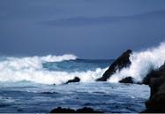 Creo en el mar cuando amanece abrasandose a las piedras.