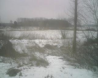 Natte sneeuw
