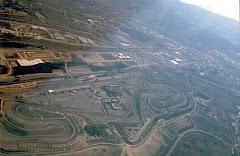 Vista aerea del Circuito