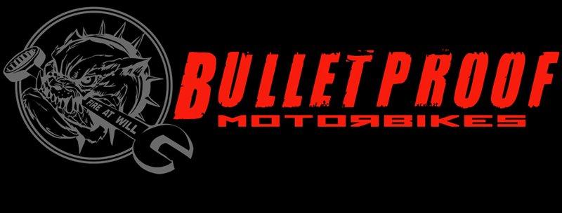 BULLETPROOF MOTORBIKES