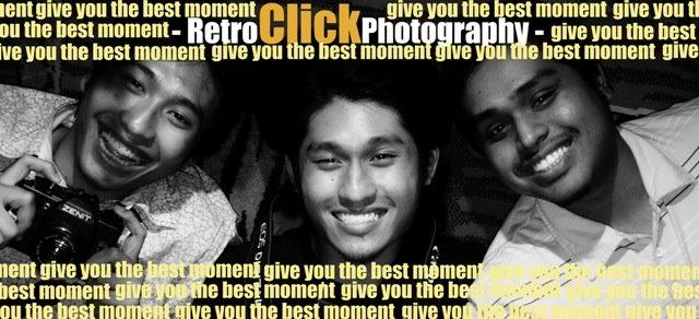 Retro Click Photography