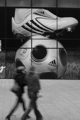 Prague - Adidas store