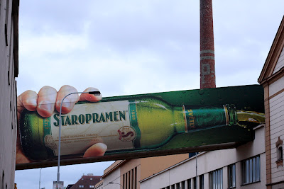 Prague - Staropramen Smichov