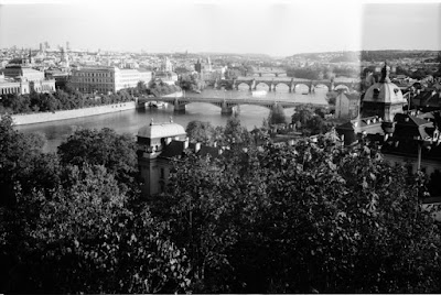 Canonet QL17 - Prague