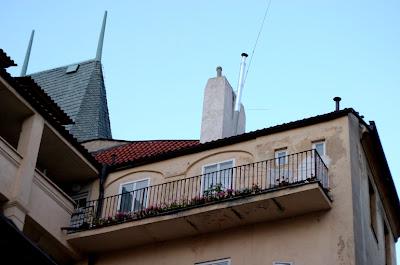 Prague apartment at Charles bridge