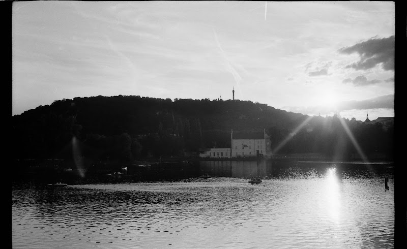 Prague - Sovovy mlyny - Sovas Mills