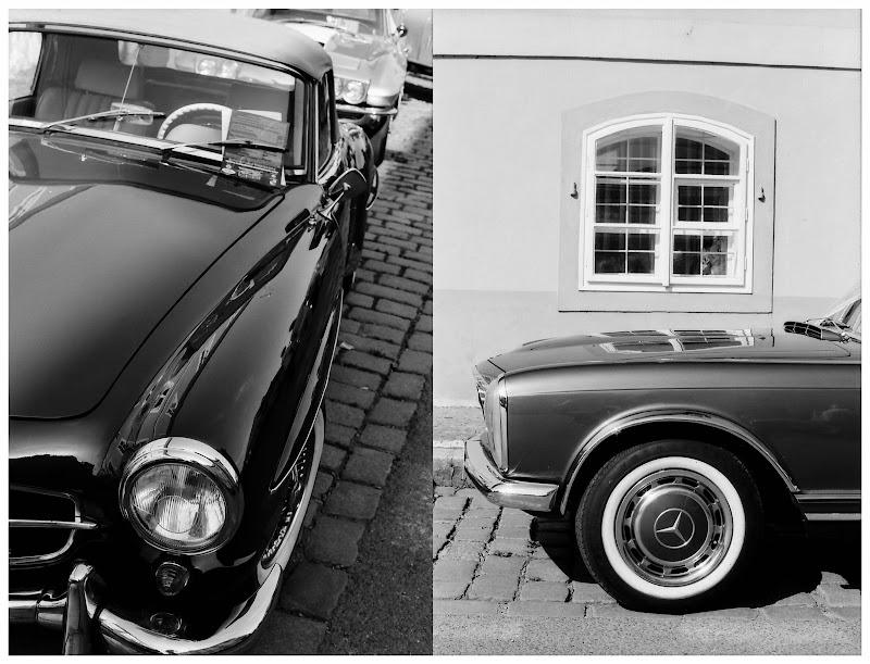 Prague - Mercedes