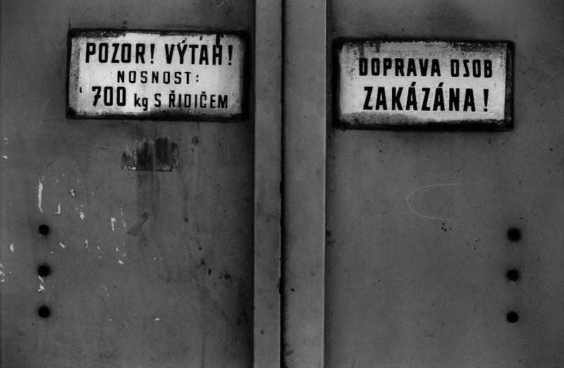 Prague - Door