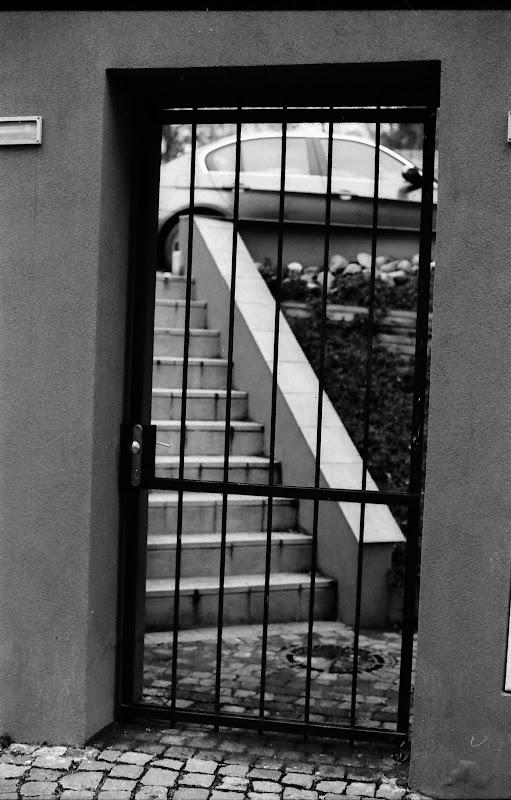 Gate in Vinohrady