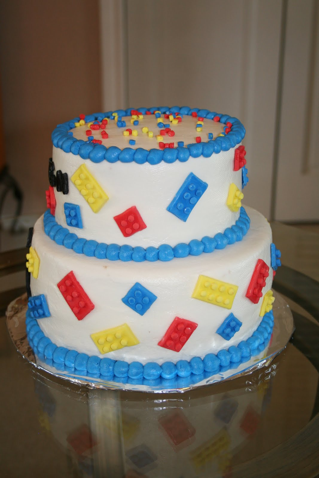 Rachel s Creative Cakes: Lego Cake