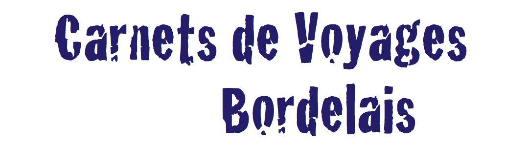 Carnet de Voyages Bordelais