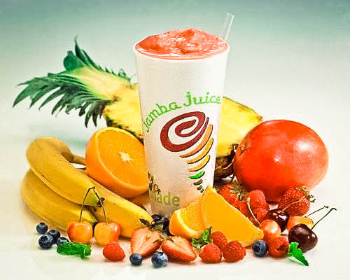 Jamba Juice Drink For Cold Buster